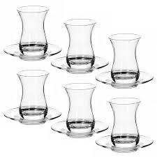 "Набор стаканов на 6 персон <b>Pasabahce</b> ""<b>Tea & Coffee</b>"", с ..."