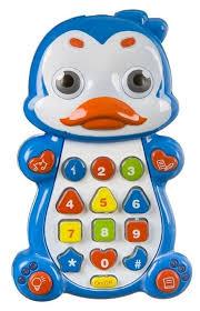 Развивающая игрушка <b>Play Smart Детский смартфон</b> Пингвинчик ...