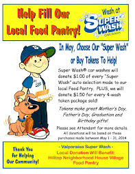 food donation flyer templates village food pantry super wash donation event hilltop neighborhood food donation flyer templates dimension n tk