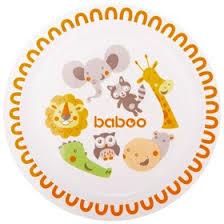 <b>Тарелка BABOO Safari</b>, от 6 месяцев (4337478) - Купить по цене ...