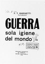 Resultado de imagen de marinetti