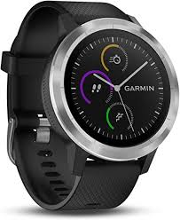 <b>Garmin Vivoactive 3</b> GPS Smartwatch with Built-In Sports Apps and ...