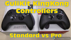 <b>Gulikit KingKong</b> Controller and KingKong Pro Controller - Which ...