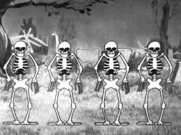 Silly Symphonies - The <b>Skeleton</b> Dance - YouTube