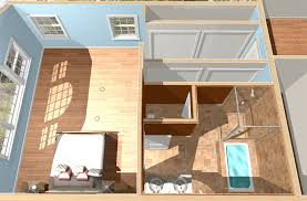 Master Suite Over Garage Plans and Costs   Simply Additions    floor plans of Master Suite Over Garage Addition