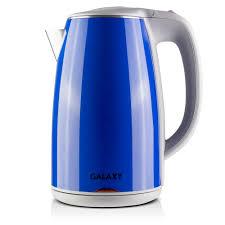 <b>Чайник</b> с двойными стенками <b>GALAXY GL0307</b> (синий) - купить в ...