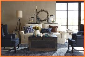 barn living room ideas decorate: image of decoration pottery barn living room ideas