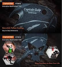 <b>Брелок</b>-<b>мультитул NexTool Captain</b> Gulp, KT5018, серый, черный ...