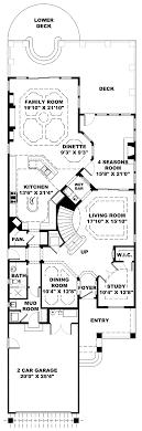 High Resolution Narrow Lot Home Plans   Narrow Lot House Floor    High Resolution Narrow Lot Home Plans   Narrow Lot House Floor Plans