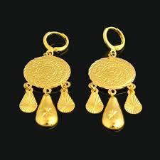 Интернет-магазин Новые эфиопские золотые <b>серьги</b> в виде ...