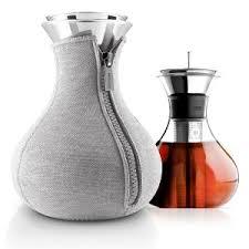 Купить <b>Чайник заварочный Tea maker</b> в чехле 1 л светло-серый ...
