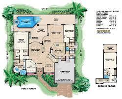 San Gabriel Home Plan   Weber Design GroupSan Gabriel Home Plan