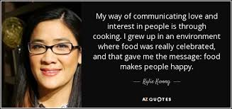 QUOTES BY KYLIE KWONG | A-Z Quotes