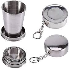 Stainless Steel Portable Outdoor Travel Camping ... - Amazon.com