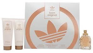 <b>Adidas Born Original for</b> women, Eau de Perfume Spray, Body ...