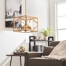 gold leaf moroccan 4 light chandelier bedroom chandelier lighting