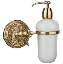 """<b>Дозатор</b> для жидкого мыла 19 см с держателем """"Stilars"""" / 172051 ..."""