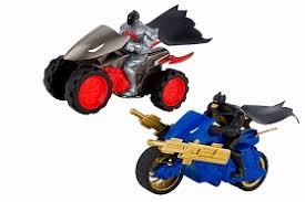 <b>Ассортимент транспортных средств Бэтмена</b>