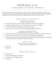point resume bullet point resume
