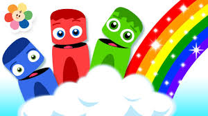 Learn <b>Colors</b> with <b>Color</b> Crew | Learn <b>Rainbow Colors</b> | <b>Colors</b> For ...
