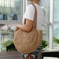 <b>Wicker</b> Boho <b>Bags</b> & <b>Handbags</b> for <b>Women</b> for sale | eBay