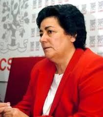 La demógrafa Margarita Delgado durante la presentación del estudio - - 146182_1