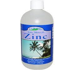 Eidon <b>Mineral</b> Supplements Ионные минералы <b>цинк</b> 19 унций ...