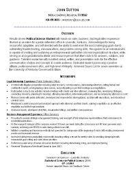 sample resume for sample resume for kud911fole internships marketing internship resume samples