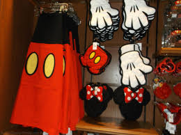 kitchen items store: this store had everything you could think of for mickey mouse theme kitchen there were kitchen utensils coffee mugs wine bottle toppers dish towels