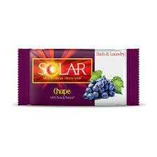 <b>Solar Мыло хозяйственное</b> Виноград, <b>250</b> г - купить, цена и ...