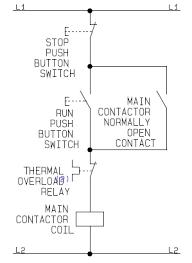 phase dol starter circuit diagram images starter diagram phase mag ic starter wiring diagram on dol