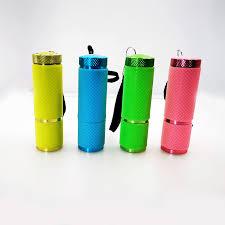 Светодиодный мини-фонарик, УФ-лампа, портативный гель для ...