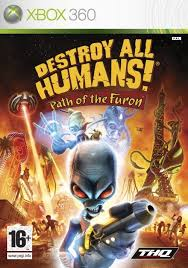 Destroy All Humans RGH Xbox 360 Español Mega Xbox Ps3 Pc Xbox360 Wii Nintendo Mac Linux