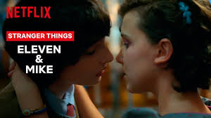 Eleven and <b>Mike's</b> Love Story   Stranger Things   Netflix - YouTube