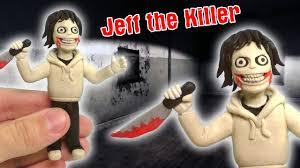 ЛЕПИМ ДЖЕФФА УБИЙЦУ ИЗ ПЛАСТИЛИНА | Jeff the Killer from ...