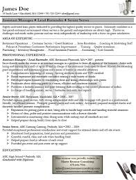 bartending resume example  sample bartender resume examples    bartender resume template