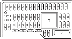 2007 lincoln mkx fuse box diagram wirdig focus se fuse box diagram ford get image about wiring
