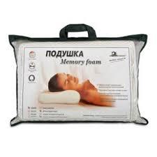 Ортопедическая <b>подушка</b> ИвШвейСтандарт <b>Memory foam</b> ...