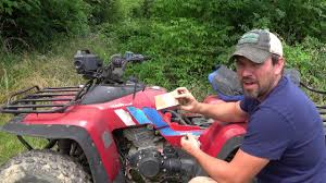 ATV Repairs <b>Fuel</b> Filter | <b>Ignition Coil</b> | <b>Carburetor</b> Adjustment ...