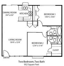 Home design floor plans  Small house design and Small home design    tiny house single floor plans bedrooms   Bedroom House Plans  Two bedroom homes appeal