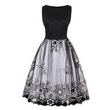 MIXINNI Embroidery Vintage <b>Dress Cotton Slim</b> Vestidos Mujer ...