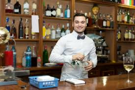 bartender job description