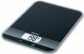 <b>Весы</b> кухонные <b>Beurer KS19</b> черный — купить в интернет ...