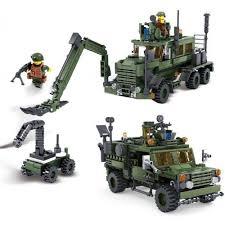 """<b>Конструктор KAZI</b> """"<b>Инженерные</b> войска"""" - 84040 продажа в ..."""