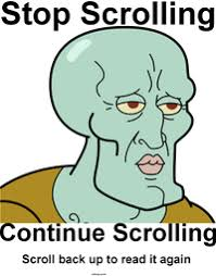 Handsome Squidward / Squidward Falling: Image Gallery (Sorted by ... via Relatably.com