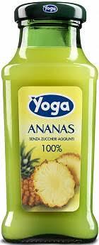 Купить <b>Сок Yoga</b> Ananas Йога <b>Ананасовый сок</b> 200 мл в Москве