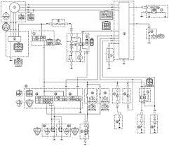 1996 yamaha kodiak 400 wiring diagram 1996 image yamaha warrior 350 wiring diagram the wiring diagram on 1996 yamaha kodiak 400 wiring diagram