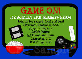 video games birthday invitation video game birthday party video games birthday invitation video game birthday party invitation printable digital invite boy or girl