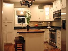 White Kitchen For Small Kitchens Excellent Small Island For Kitchen Images Decoration Inspiration