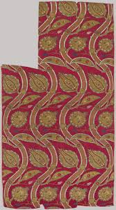 silks from ott turkey essay heilbrunn timeline of art fragmentary loom width wavy vine pattern